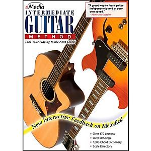 Emedia eMedia Intermediate Guitar Method - Digital Download by Emedia