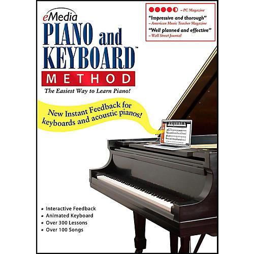 Emedia eMedia Piano & Keyboard Method - Digital Download-thumbnail
