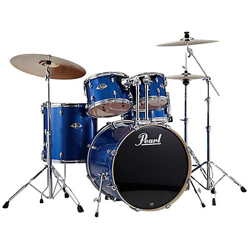 Pearl ePRO Powered by Export Acoustic Electric Standard Drumset-thumbnail