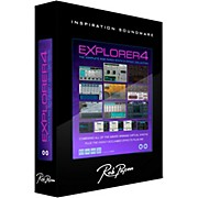Rob Papen eXplorer Bundle IV Upgrade (Owners of 1 or More RP Plug-ins)