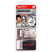 Alpine Hearing Protection (ea) Multi Attenuator Universal Earplug Kit (Silver)