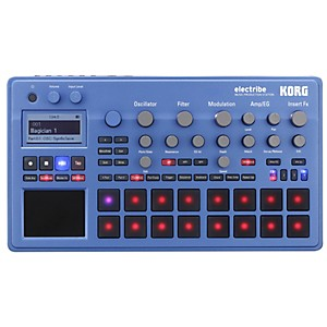 Korg electribe Music Production Station Blue Edition by Korg