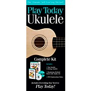 Hal Leonard <em>Play Ukulele Today!</em> Ukulele Starter Pack