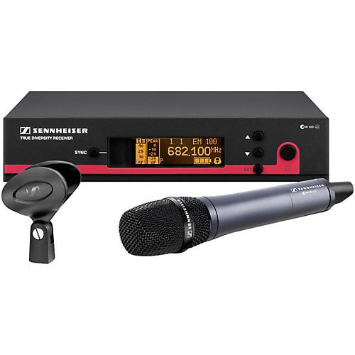 Sennheiser ew 100-935 G3 Cardioid Microphone Wireless System Band G