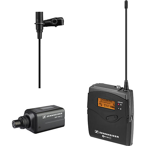 Sennheiser ew 100 ENG Plug-On Wireless System-thumbnail