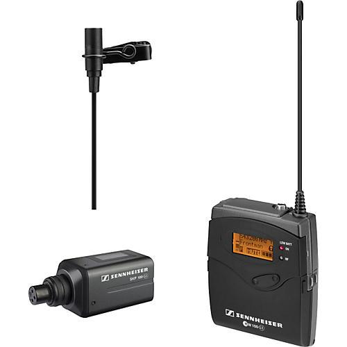 Sennheiser ew 100 ENG Plug-On Wireless System Band A