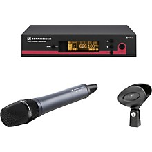 Sennheiser ew 135 G3 Cardioid Microphone Wireless System Level 1 Band G