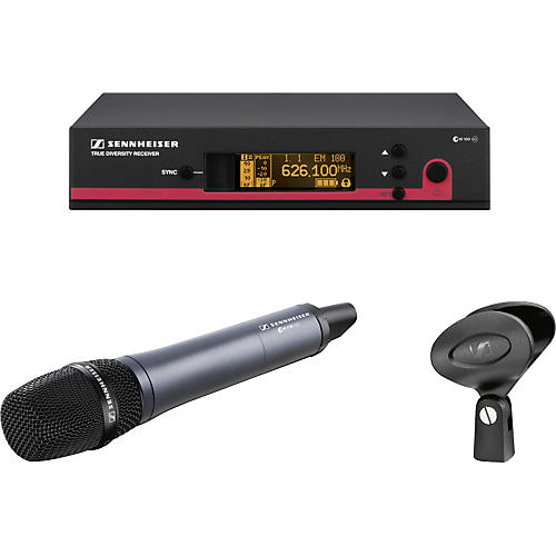 Sennheiser ew 145 G3 Supercardioid Wireless System Band A