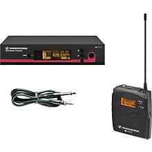 Sennheiser ew 172 G3 Instrument Wireless System Level 1 Band A