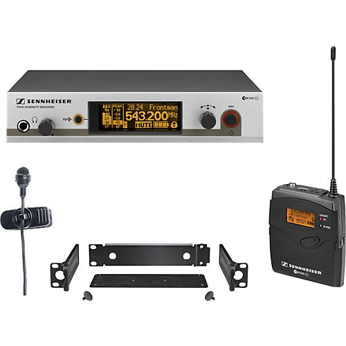 Sennheiser ew 322 G3 Cardioid Lavalier Wireless System-thumbnail
