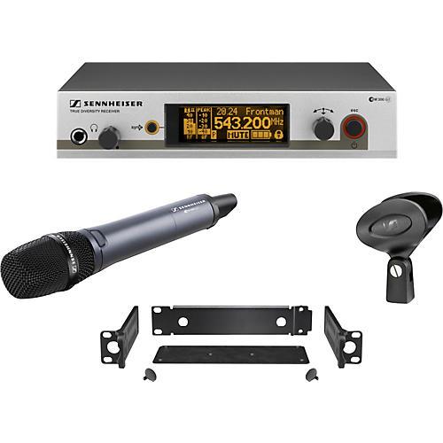 Sennheiser ew 365 G3 Condenser Microphone Wireless System Band B-thumbnail