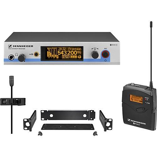 Sennheiser ew 512 G3 Pro Lavalier Wireless System CH A