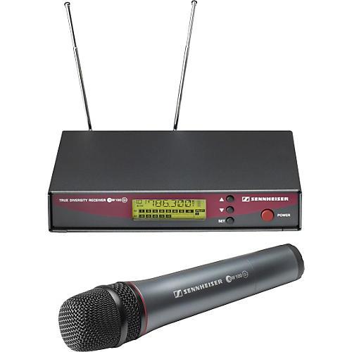 Sennheiser ew165G2 E865 Supercardioid Condenser HH Wireless Microphone System