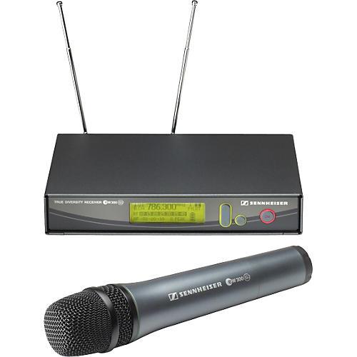 Sennheiser ew335G2 E835 Cardioid HH Wireless System