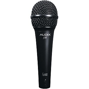 Audix f55 Cardioid Vocal Microphone by Audix