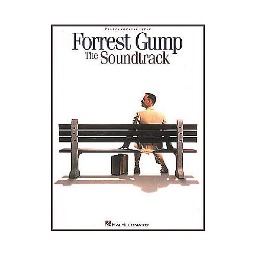 Hal Leonard forrest Gump Piano, Vocal, Guitar Songbook-thumbnail