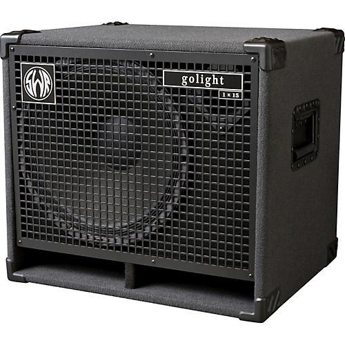 SWR golight 350W 1x15 Bass Speaker Cabinet-thumbnail
