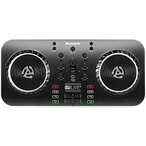Numark iDJ Live II DJ Controller for Mac, PC, iPad or iPhone-thumbnail