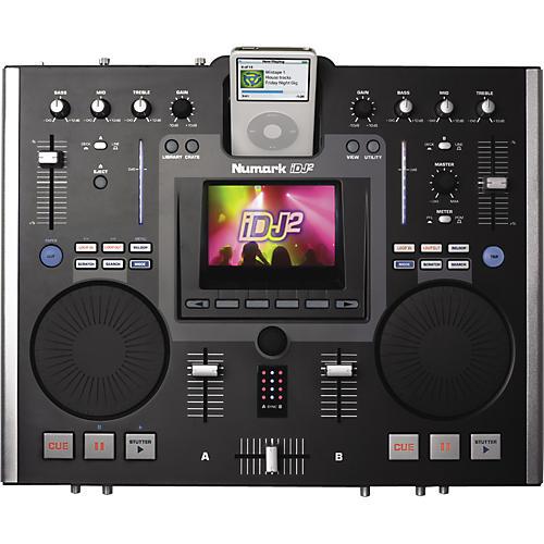 Numark iDJ2 Mobile DJ Workstation with Universal Dock for iPod-thumbnail
