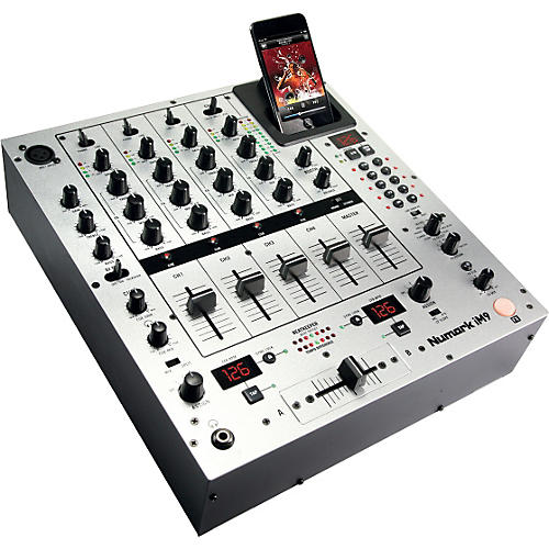 Numark iM9 4-Channel DJ Mixer for iPod-thumbnail