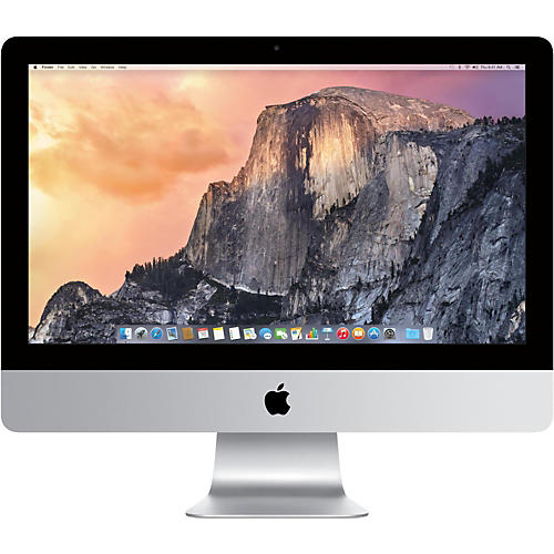 Apple iMac 21.5-inch: 2.9GHz Quad-core 2X4GB 1TB