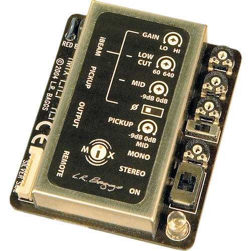 LR Baggs iMix Internal Preamp/Mixier