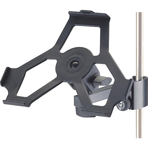 K&M iPad Holder with Prismatic Clamp-thumbnail