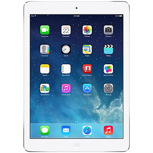 Apple iPad Wi-Fi 16 GB Silver