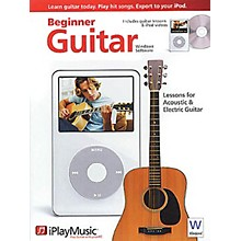 Music Sales iPlayMusic Beginner Guitar (Windows Version) Music Sales America Series DVD-ROM
