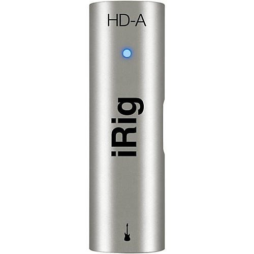 IK Multimedia iRig HD-A Studio-Quality Guitar Interface for Android Devices-thumbnail