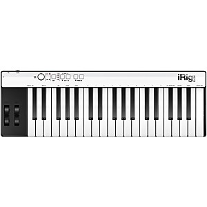 IK Multimedia iRig Keys Pro with SampleTank SE by IK Multimedia