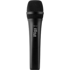 IK Multimedia iRig Microphone HD 2