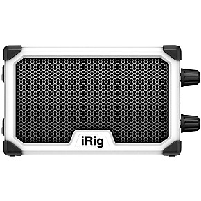 ik multimedia irig nano 3w 1x3 micro combo guitar amplifier red guitar center. Black Bedroom Furniture Sets. Home Design Ideas