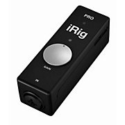 iRig PRO Audio/MIDI Interface for iOS and Mac