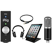 IK Multimedia iRig PRO Recording Studio