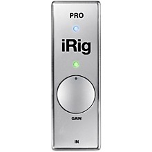 IK Multimedia iRig Pro Limited Edition Platinum
