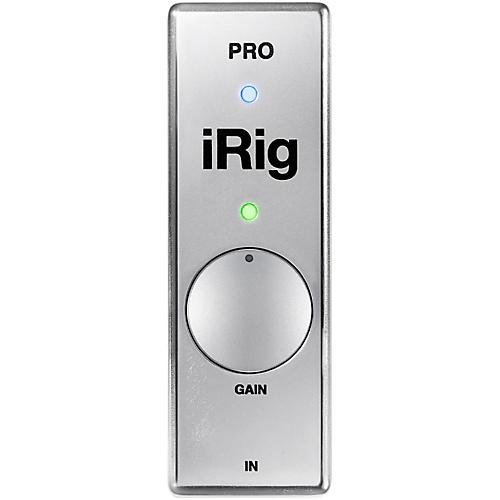 IK Multimedia iRig Pro Limited Edition Platinum