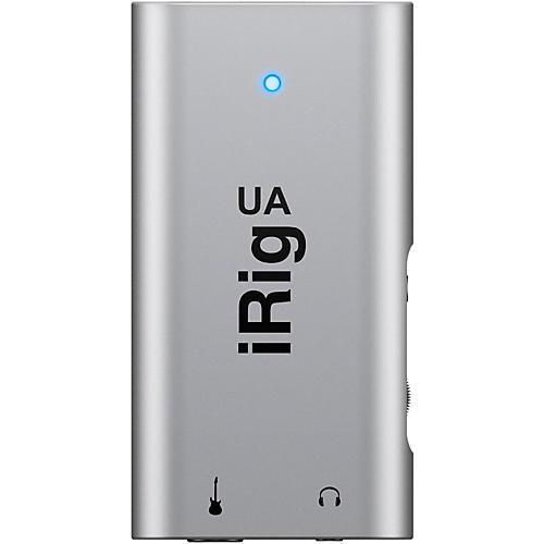 IK Multimedia iRig UA Universal Guitar Interface for Android-thumbnail