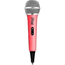 IK Multimedia iRig Voice Level 1 Red