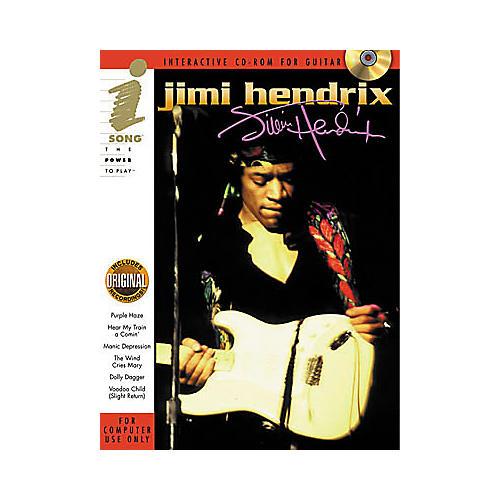 Hal Leonard iSong Jimi Hendrix CD-ROM