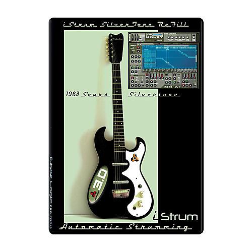 AudioWarrior iStrum Silvertone '63 Electric Guitar Reason ReFill