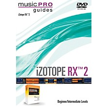 Hal Leonard iZotope RX 2 Music Pro Guide Series (Beginner/Intermediate) DVD
