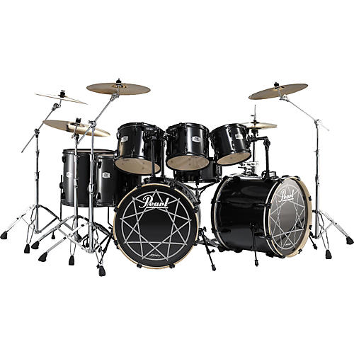 Pearl joey Jordison Export 7-Piece Double Bass Shell Pack-thumbnail