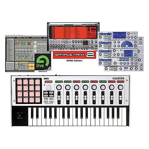 Korg microKONTROL MIDI Studio Controller