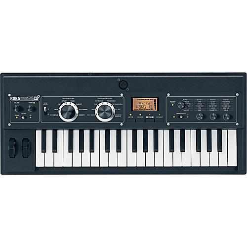 Korg MicroKorg XL+ Synthesizer/Vocoder-thumbnail