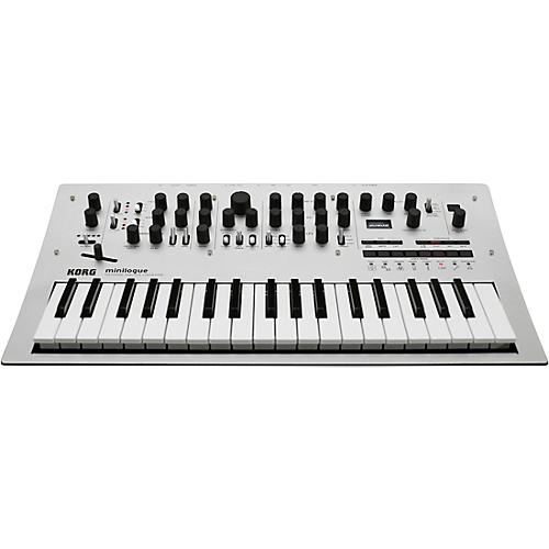Korg minilogue Polyphonic Analog Synthesizer-thumbnail