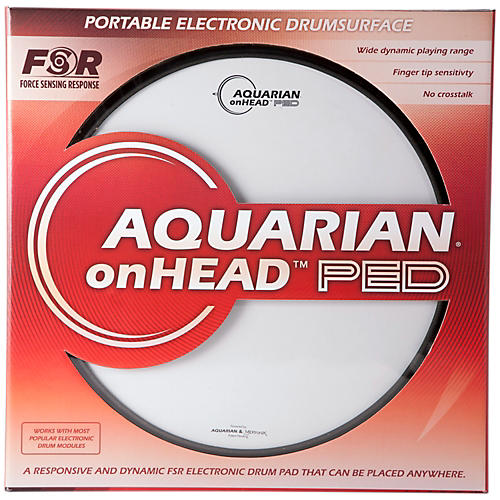 Aquarian onHEAD Portable Electronic Drumsurface-thumbnail