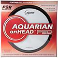 Aquarian onHEAD Portable Electronic Drumsurface Bundle Pak 12 in. Thumbnail