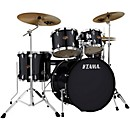 tAMA Imperialstar 5-Piece Drum Set with Cymbals (IP52KCHBK)