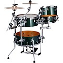 tAMA Silverstar Cocktail-Jam 4-Piece Kit with Pedal and Hardware (VK46CBBCM-KIT)